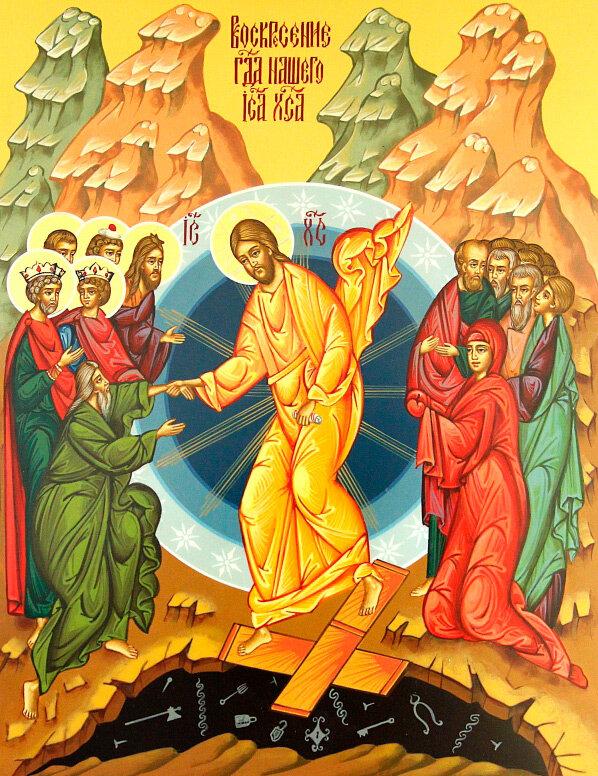 Картинки с воскрешением господним