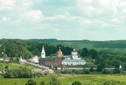 Свято-Николаевский Рыльский монастырь Курской епархии